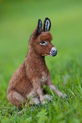 Donkey_9 (kdc123) Tags: donkey furred breyer custom ooak chestnut miniature