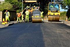 AUG_1622_00011 (Roy Curtis, Cornwall) Tags: uk cornwall truro carvozaroadresurfacingroad works urban