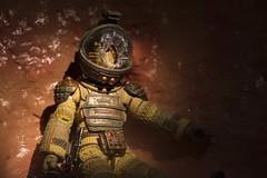Kane 2 (Mac Spud) Tags: kane alien movie facehugger xenomorph astronaut
