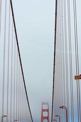 Sommerferien 2016 USA 1349 (izzaga) Tags: sommerferien2016usa sanfrancisco carlifornia kalifornien usa goldengatebridge red clouds fog