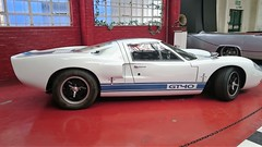 1967 Ford GT40 (crusaderstgeorge) Tags: ford gt40 1967fordgt40 crusaderstgeorge cars classiccars americancars americanclassiccars motormuseumlondon london sportscar