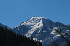 Paraglide Verbier (MattLawrence) Tags: paraglide parapente summit verbier switzerland valais snow alps swiss
