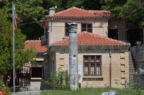 Madara - muzeum02