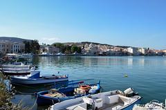 Mytilene (VSoultanis Photography) Tags: mytilene lesvos lesvosisland seascape landscape nikon nikond5100 port greece hellas visitgreece boat sea