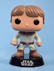 Funko Pop! Luke Skywalker [Bespin] bobble-head (FranMoff) Tags: starwars funkopop lukeskywalker funko lightsaber bobbleheads bespin