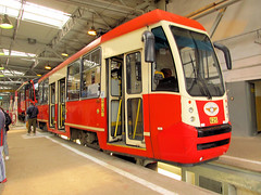 Konstal/MPK 105N-2K, #625, Tramwaje lskie (transport131) Tags: tram tramwaj bdzin t kzk gop konstalmpk 105n2k zajezdnia depot
