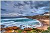 IMG_9257_8_9 (Steve Daggar) Tags: ocean sea seascape beach sydney hdr tamarama