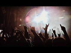 Concert (PattyK.) Tags: photography lights concert rainbow hands october europa europe hellas greece grecia balkans griechenland 2009 europeanunion myphotos grece ellada ioannina giannina giannena epirus amateurphotographer ελλάδα χέρια ipiros συναυλία girlphotographer φωτογραφία ιωάννινα γιάννενα ευρώπη jannina jannena ελλάσ φωσ ήπειροσ βαλκάνια γιάννινα νομόσιωαννίνων ευρωπαικήένωση prefectureofioannina concertspirit picmonkey