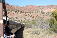 Verde Canyon Railroad (twm1340) Tags: county railroad arizona verde electric train diesel scenic az canyon locomotive 2012 fp7 clarkdale perkinsville yavapai emd