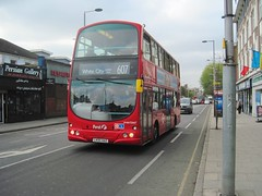 First Group VNW32667 (Boxley) Tags: bus london volvo wright ealing uxbridgeroad westealing volvob7 geminieclipse 62248mm lk55aaz