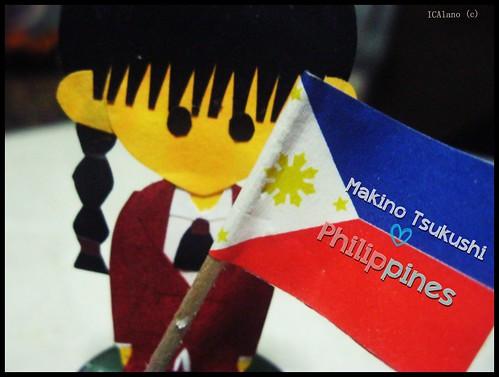 Makino ♥s the Philippines!