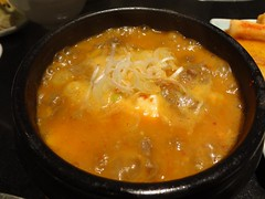 Wagyu Beef Tendon Stew @Kirakutei, Minami-Azabu, Tokyo (Phreddie) Tags: friends food japan dinner happy fire japanese tokyo yum beef bbq meat delicious eat azabu yakiniku meatclub wagyu kirakutei 121028日本出張