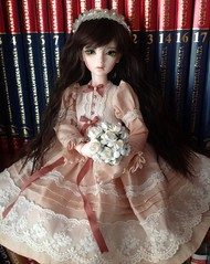 For you! (Lynaxchan) Tags: photo doll dress random dollfie irin dith serenite littleharmony littlemonica