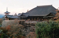 清水寺 Kiyomizu Dera temple (Mr.  Mark) Tags: japan architecture temple photo ancient kyoto famous religion stock buddhism unesco worldheritagesite 清水寺 kiyomizudera markboucher