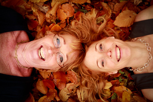 Autumn: Mother & Daughter