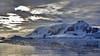 Antarctic peninsula (chogori20) Tags: light sea ice clouds antarctica antarctique antarcticpeninsula