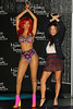 Robin Antin Madame Tussauds Hollywood unveils a wax figure of Rihanna Los Angeles, California