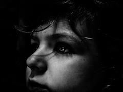 . (hornbeck) Tags: portrait blackandwhite bw oklahoma kids
