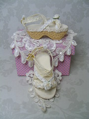Fun Pic - Dollstown Elf -  elf007S (Kim Zentner) Tags: pink shoes doll handmade tessa grapefruit kaye wiggs pinkgrapefruit dollshoes oct13 dollstown dollshe iplehouse kayewiggs bjddollshoes
