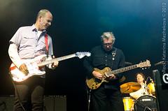 Wayne Kramer and Chris Spedding (Gingertail) Tags: summer music france festival rock europe guitar live sunday gig jam parrain waynekramer robertgordon virtuoso johnpauljones chrisspedding stjulienengenevois berniemarsden finaljam guitareenscene lastfm:event=3232092