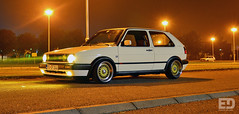 "Luka's VW Golf mk2 • <a style=""font-size:0.8em;"" href=""http://www.flickr.com/photos/54523206@N03/8192014130/"" target=""_blank"">View on Flickr</a>"