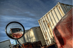 (angie_1964) Tags: auto reflection trucks outing wrecker grips mcleans nikond800e