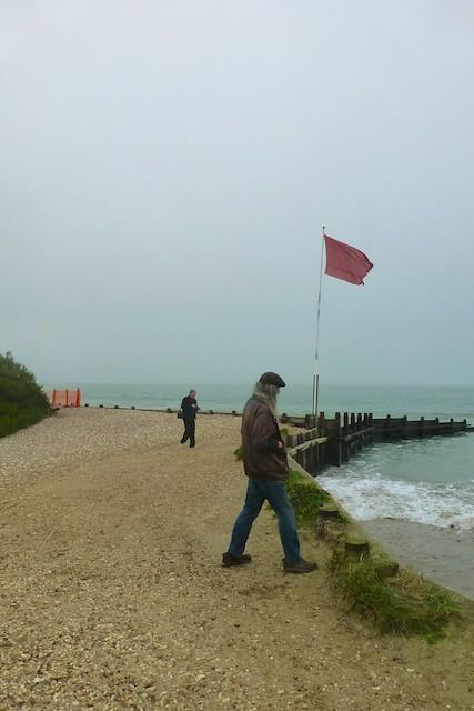 East Wittering walk on beach 44