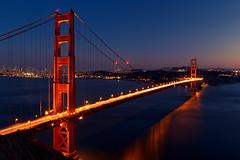 Golden Gate Bridge (boingyman.) Tags: sf sanfrancisco california city longexposure bridge night canon landscape lights gg twilight cityscape dusk goldengatebridge scape batteryspencer frisco 1022 t2i