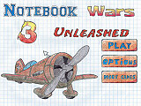 塗鴉大戰3:解放(Notebook Wars 3: Unleashed)