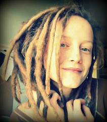 hugz to dreads (sublowe) Tags: girl beauty dreadlocks lady hoop vegan weed photobooth with natural d medical hydro locks hippie dread dreads hemp hydroponics dready ganja dreadhead dreadies girlwithdreads dreadband