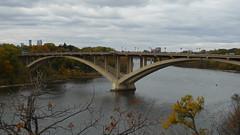 Lake Street-Marshall Bridge - (MRSY) Tags: bridge usa minnesota river geotagged minneapolis mississippiriver saintpaul        geo:lat=4494839098124992 geo:lon=9320118427276611