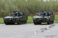 "Exercise "" Engineer Emergo 2012 II"" (PzBrig15) Tags: army exercise nederland exercises armee niederlande spz landmacht ifv manver schtzenpanzer cv90 cv9035nl engineeremergo2012ii engineeremergo koninklijhkelandmacht"