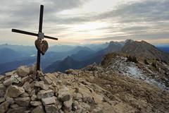 Pic-St-Michel (marie du vercors) Tags: mountain montagne vercors croix picstmichel
