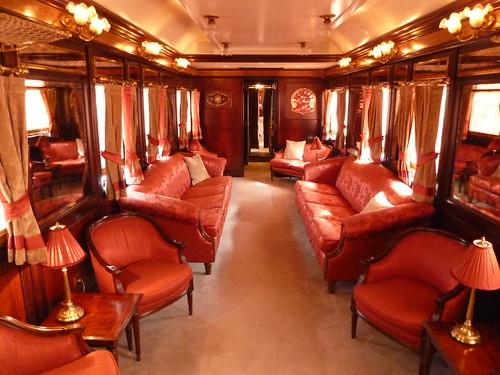 AL Andalus - luxury train in Spain