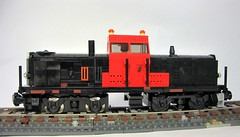 DSB MT (2) (Red Five89) Tags: train mt lego dsb 9v