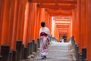 京都 伏見稲荷大社 Fushimi Inari Taisha, Kyoto
