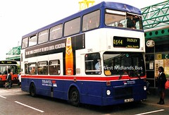 2392 (PL) LOA 392X (WMT2944) Tags: travel west loa midlands metrobus mcw mk1 2392 wmpte 392x