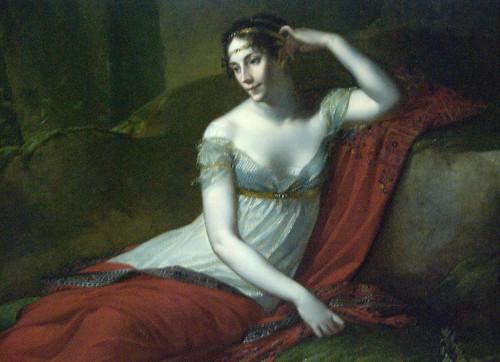 Portrait of the Empress Josephine by Francois Gerard