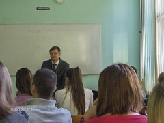 Jean Monnet lectures on Faculty of economics, University of Nis