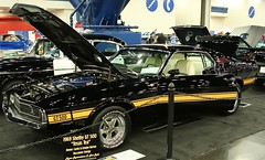 69 Shelby GT 500 (Bill Jacomet) Tags: black ford 1969 texas houston shelby mustang 500 gt 69 2012 autorama gt500 grb