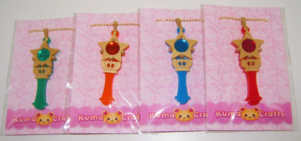 806568f2d26 Kuma Crafts Inner senshi henshin necklaces (ochibawolf) Tags: moon spiral  toy toys necklace