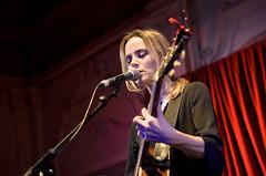 Gemma Hayes @ Bush Hall (Something For Kate) Tags: uk music london 50mm hall concert bush nikon guitar live gig gemma hayes bushhall gemmahayes f14g d5100 lastfm:event=3391682