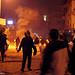 Clashes Around Muslim Brotherhood's Main Headquarters in Cairo