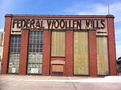 wool mills (rpiker101) Tags: mill wool industrial factory australia victoria deco mills geelong woolem