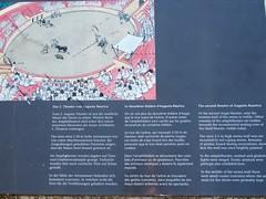 P9083837_m_F (Emiko and Daniel) Tags: summer public sign switzerland theatre roman ruin olympus omd 2012 augustaraurica em5 olympus1250mm