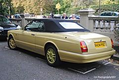 Bentley Azure (CA Photography2012) Tags: ca london t chelsea head azure twin convertible grand drop knightsbridge turbo kensington gt mayfair luxury v8 bentley litre tourer 675 belgravia mulliner photography2012