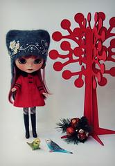 Blythe-a-day December: tree