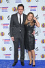 The British Comedy Awards 2012 held at the Fountain Studios - Sarah Alexander, Peter Serafinowicz
