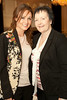 Deirdre Holland and Martina Holland pictured at An Evening of Timeless Elegance at Hotel Meyrick. Photo Martina Regan