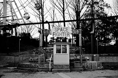 abandoned amusement park 4 (Bbek) Tags: spacefighter